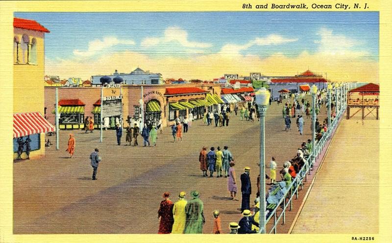Sensational Boardwalk   Ocean City, NJ Hospitality Association