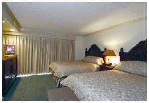 BC Suite bedroom