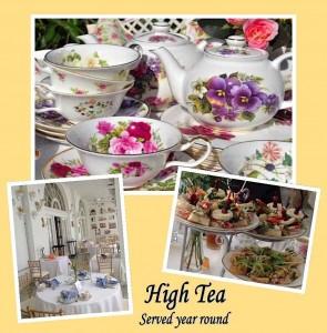 Emily's High Tea