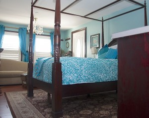 Ocean City Mansion McKenna Poster Bed
