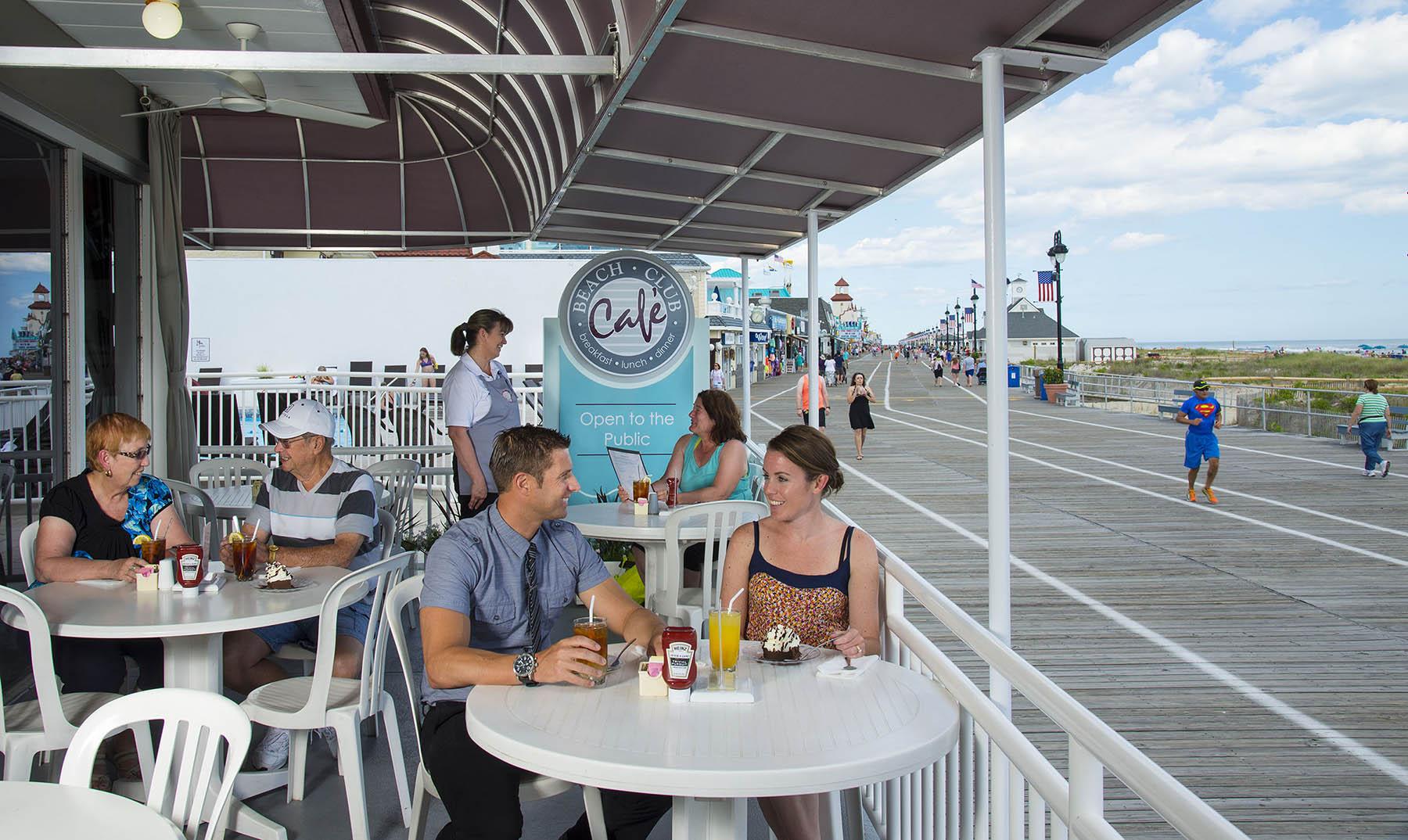 Cafe Beach Club Ocean City Nj