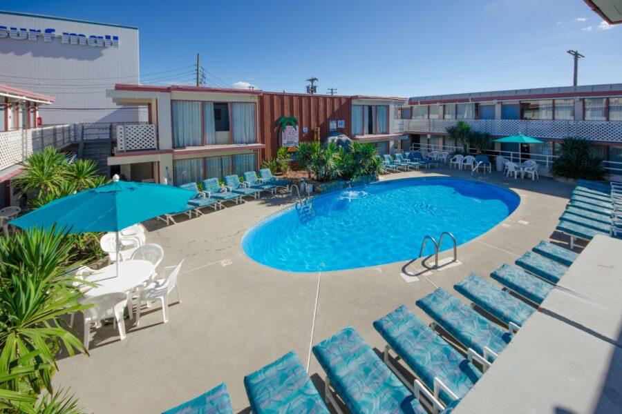 Tahiti Inn In Ocean City New Jersey