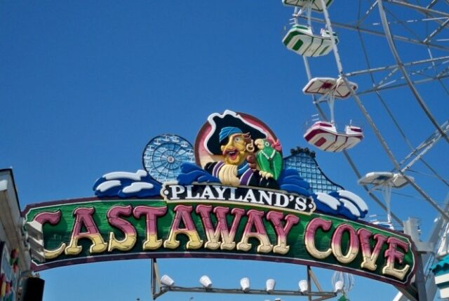 Playland Castaway Cove