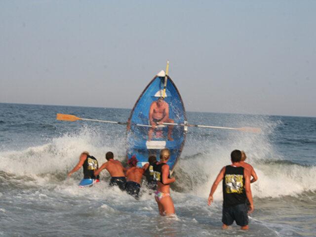 Lifeguards Ahoy!