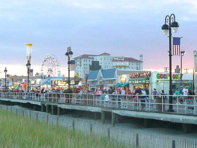 Sensational Boardwalk